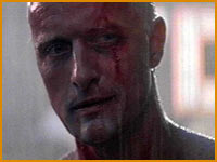 Roy from Bladerunner (Rutger Hauer)